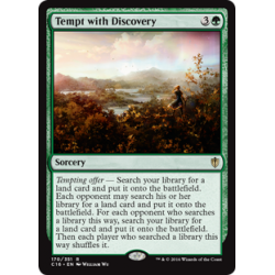 Tempt with Discovery