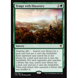 Verlockung der Entdeckung
