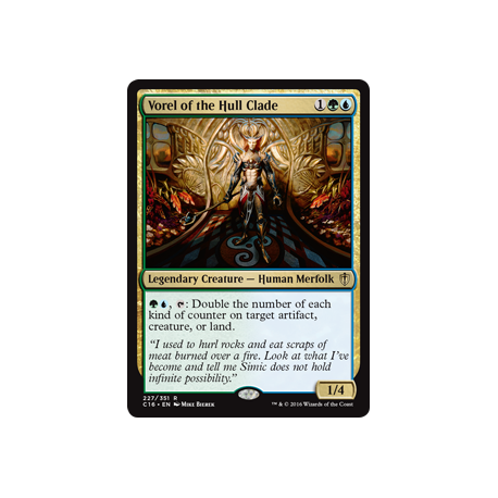 Vorel Of The Hull Clade Card Vorel of the Hull Clad...