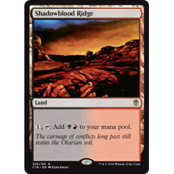 Shadowblood Ridge