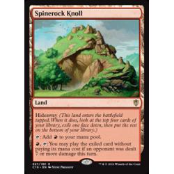 Spinerock Knoll