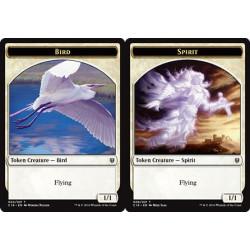 Bird Token / Spirit Token