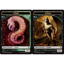 Worm Token / Zombie Token