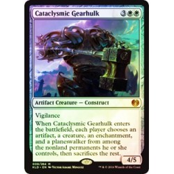 Carcasse mécanique cataclysmique - Foil