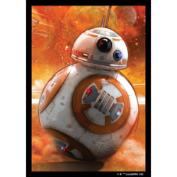 FFG Sleeves - Star Wars - BB-8 (50 Sleeves)