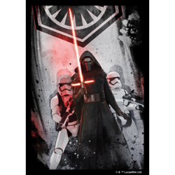 FFG Sleeves - Star Wars - First Order (50 Sleeves)