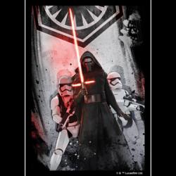 FFG Sleeves - Star Wars - First Order (50 Sleeves)
