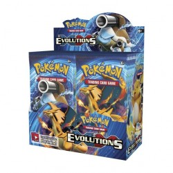 Pokemon - XY12 Evolutions Booster Display (36 Boosters)