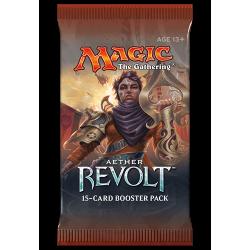 La révolte éthérique Booster Pack