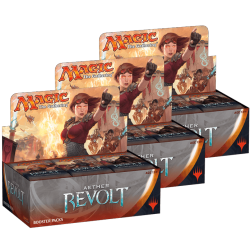 Äther-Rebellion Booster Display Lot (3x Booster Display )