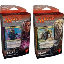 Aether Revolt Planeswalker Deck Set (Both Decks)