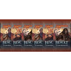 La révolte éthérique Six Pack (6x)