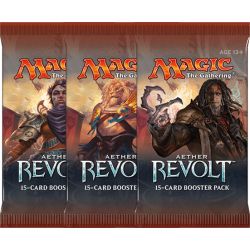 Aether Revolt Booster Draft Pack (3x)