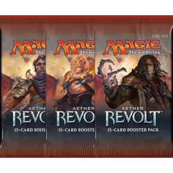 La révolte éthérique Booster Draft Pack (3x)