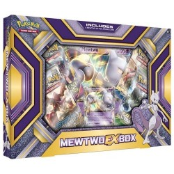 Pokemon - Mewtwo EX Box