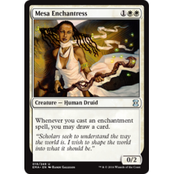 Mesa Enchantress - Foil