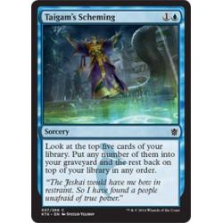 Taigam's Scheming