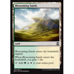 Blossoming Sands - Foil