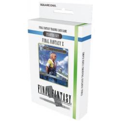 Final Fantasy TCG - Set de Démarrage FF X