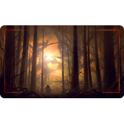 John Avon Art - Megalis Forest Playmat