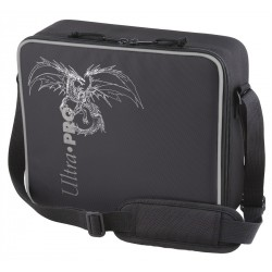 Ultra Pro - Deluxe Gaming Case - Black Dragon