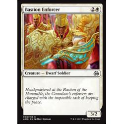 Bastion-Vollstreckerin
