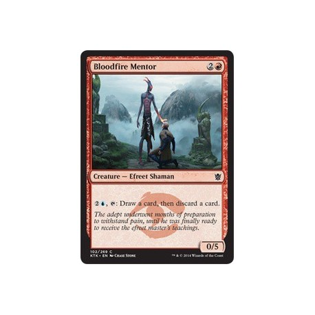 Bloodfire Mentor