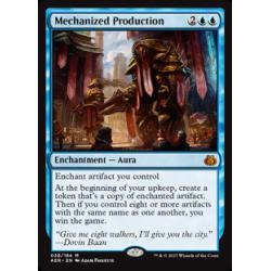Mechanized Production