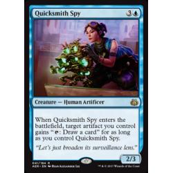 Quicksmith Spy