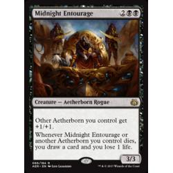 Midnight Entourage