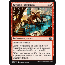 Gremlin Infestation