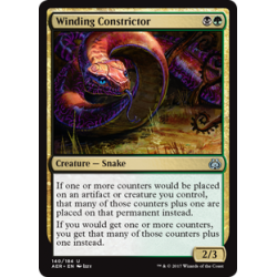 Winding Constrictor