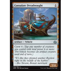 Consulate Dreadnought