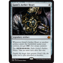 Gonti's Aether Heart