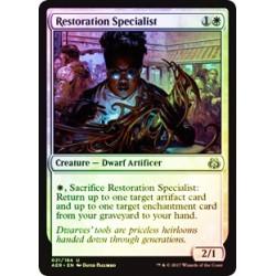 Restoration Specialist - Foil