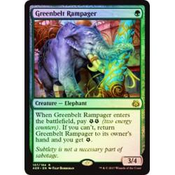 Greenbelt Rampager - Foil