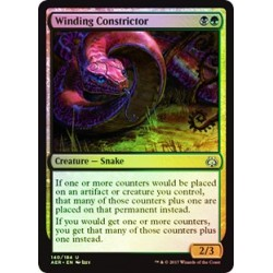 Winding Constrictor - Foil