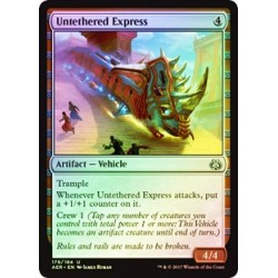 Untethered Express - Foil