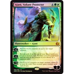 Ajani, kühner Beschützer - Foil
