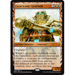 Cataclysmic Gearhulk - Invention
