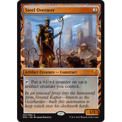 Steel Overseer - Invention