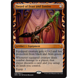 Sword of Feast and Famine - Invention