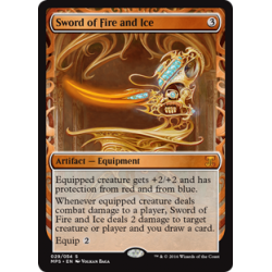 Sword of Fire and Ice - Invention