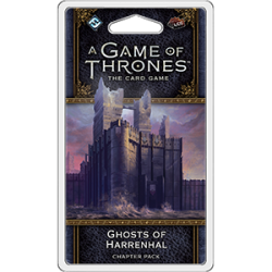 A Game of Thrones: The Card Game Second Edition - Ghosts of Harrenhal Chapter Pack