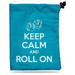 UP - Dice Bag - Treasure Nest - Keep Calm