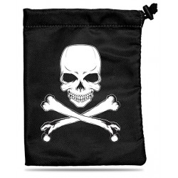 UP - Dice Bag - Treasure Nest - Skull & Bones