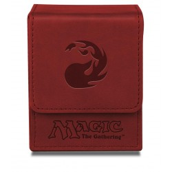Ultra pro - Flip Box Mana - Red