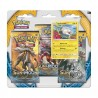 Pokemon - Sun and Moon 3 Pack Blister - Togedemaru Promo