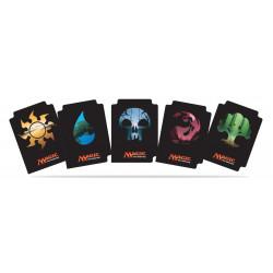 UP - Mana 5 Card Dividers - 15 pack SLIGHTLY DAMAGED