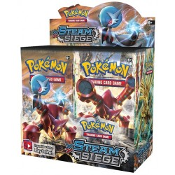 Pokemon - XY11 Steam Siege Booster Display (36 Boosters)